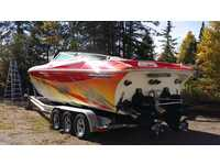 2006 Thunder Bay  32 SUNSATION 32 DOMINATOR