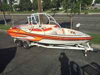 2002 Ontario California 22 Essex Boats 22 Vortex
