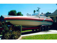 1987 Santa Clarita California 32 Sea Ray Pachanga