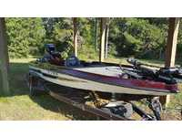 2012 Woodville Texas 20 Bass Cat Puma FTD