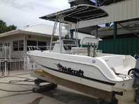 2000 Marco Island Florida 19 Wellcraft Fisherman