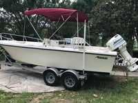 1986 Tallahassee Florida 20 Mako Center Console
