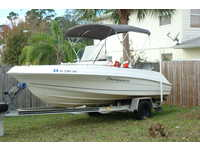 1999 port orange Florida 18 wellcraft 18 fisherman