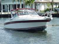 1990 Palm Beach Florida 34 Wellcraft 34 Gran Sport
