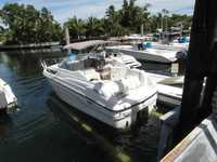 1998 North Miami Florida 26 Chaparral Signature 260