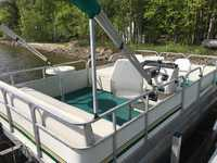 1999 Grand Rapids Minnesota 20 Forester Pontoon