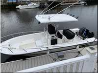 1992 Lynchburg Virginia 22 Hydra-Sports Center  Console