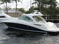 2008 Miami Beach Florida 48 SEA RAY 480 SUNDANCER
