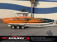 2008 Lake Havasu City Arizona 28 Magic Deck Boat