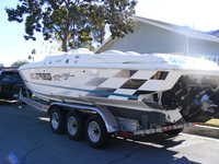 1999 West Covina California 33 Wellcraft SCARAB  33 AVS