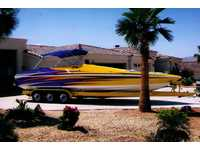 2008 Lake Havasu Arizona 31 Advantage Victory 32