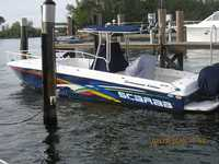 1997 Hollywood Florida 30 Wellcraft 302 Scarab Sport