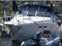 1997 San Diego California 33 Sea Ray Express Cruiser