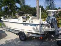 2006 Fort Myers Florida 17 Key West 1720 Center Console