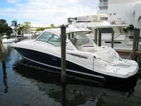 2006 Miami Florida 48 Sea Ray SUNDANCER (Hydraulic platform)