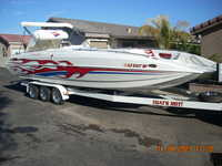 2003 ANAHEIM California 28 CONQUEST TOP CAT