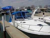 1994 Flint Michigan 28 Rinker Fiesta Vee