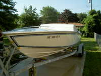 1995 Sterling Heights Michigan 24 Superboat 24