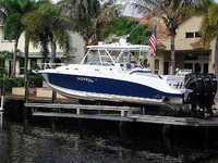 2006 LIGHTHOUSE POINT Florida 38 Donzi 38 ZSF